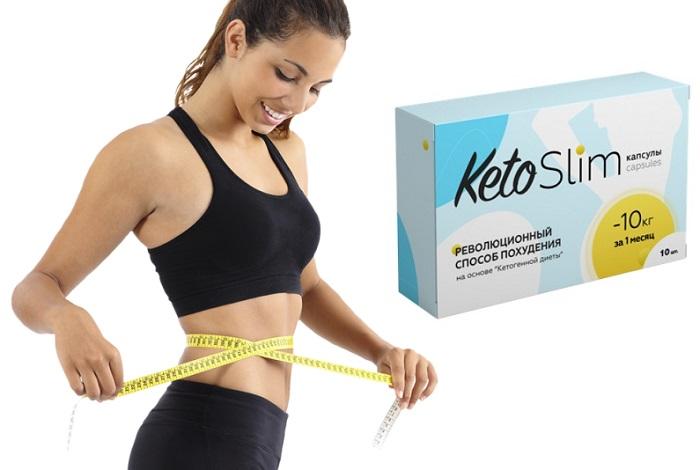 Keto Slim для похудения в Чусовом