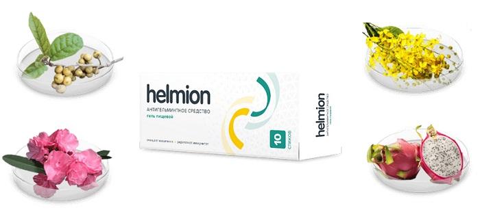 Helmion - антигельминтное средство в Новошахтинске